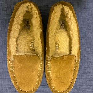 Ugg Ansley Slipper in Chestnut size 8